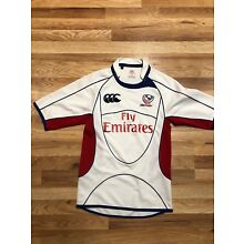 USA Rugby Jersey White X-small Fly Emirates