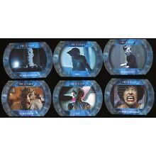 2018 Rittenhouse X-Files Seasons 10 & 11 Monsters, Aliens and More 6 card set