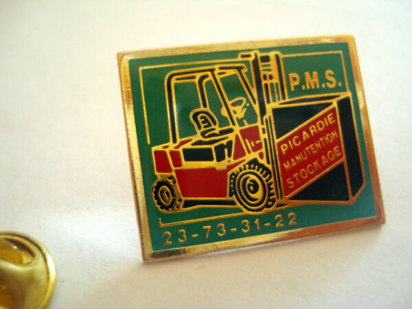PINS ENTREPRISE PMS PICARDIE MANUTENTION STOCKAGE