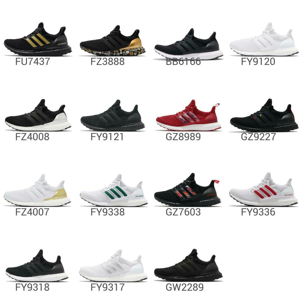d985c6662 adidas UltraBOOST 4.0 IV Mens Running Shoes Sneakers Trainers BOOST Pick 1