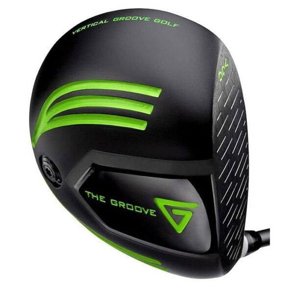 New Vertical Groove Driver w/ Headcover