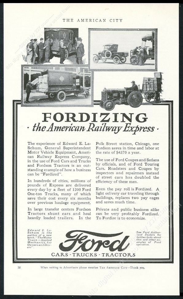 1924 ford model t pickup truck tractor 4 photo vintage