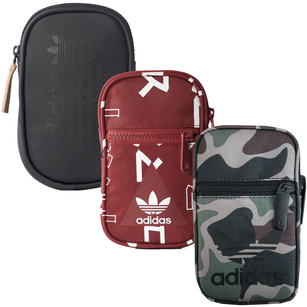 detailed pictures 1fb83 68413 Adidas Originals Mini Bag Case Pharrell Williams Festival Bag   Nmd Pouch  New   eBay