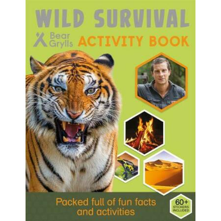 img-Bear Grylls Sticker Activity: Wild Survival (Bear Grylls Activity), Grylls, Bear