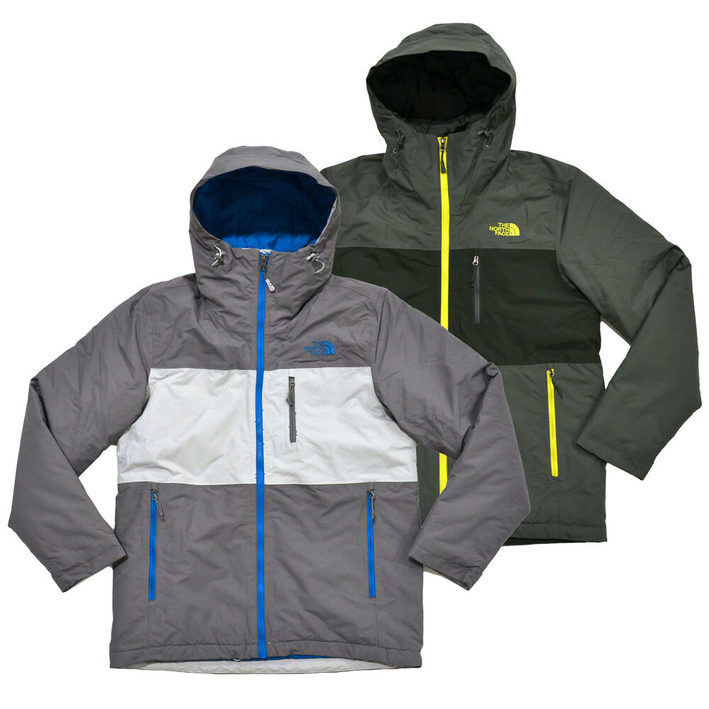 a6c297aabf90 The North Face Mens Jacket Triclimate 3-in-1 Zip Up Hooded Insulated Ski S  M New