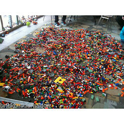 Kyпить ☀️New 1 to 1000 POUNDS LB of LEGO LEGOS PIECES FROM HUGE BULK LOT PARTS @ RANDOM на еВаy.соm