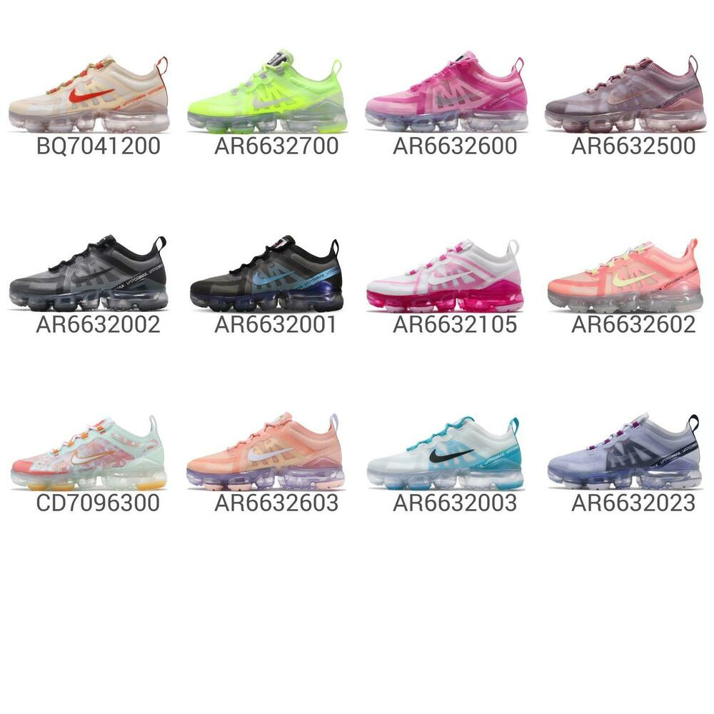 dc5ce6faffa4d Details about Nike Wmns Air Vapormax 2019 Women Running Shoes Sneakers  Trainers Pick 1