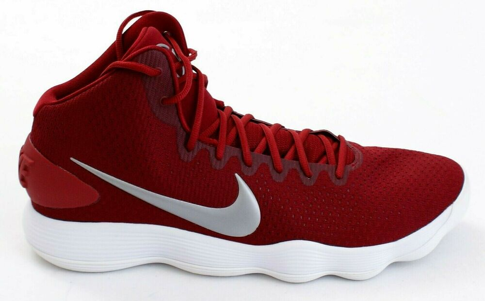 3bd5d760521e Details about Nike React Hyperdunk TB 2017 Maroon Basketball Shoes Sneakers  Men s NEW