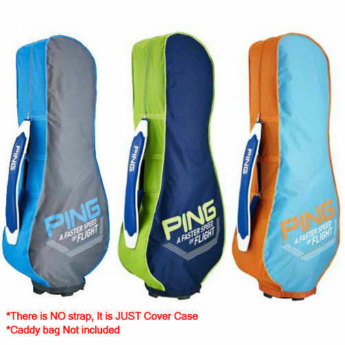 22a095afb0 Details about Ping Golf Travel Bag Air Case Cover Flight Lightweight  Durable Holiday 3Colors