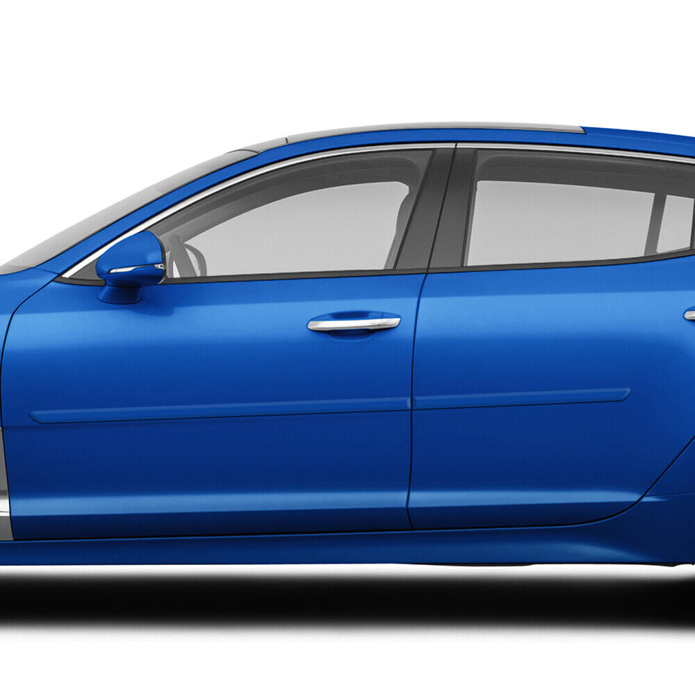 PAINTED BODY SIDE Moldings TRIM Mouldings For: KIA STINGER