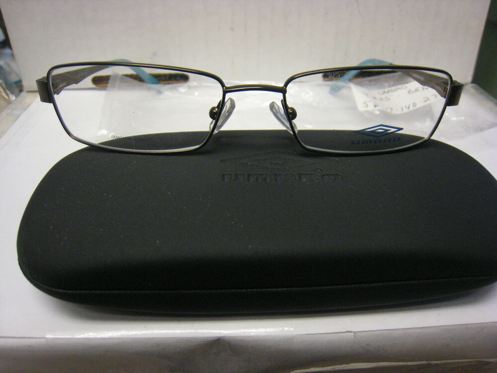 70ac64d7613b Details about UMBRO EYEGLASSES FRAME U805 in BROWN 56 -17-140 DEMO WITH CASE  AUTHENTIC