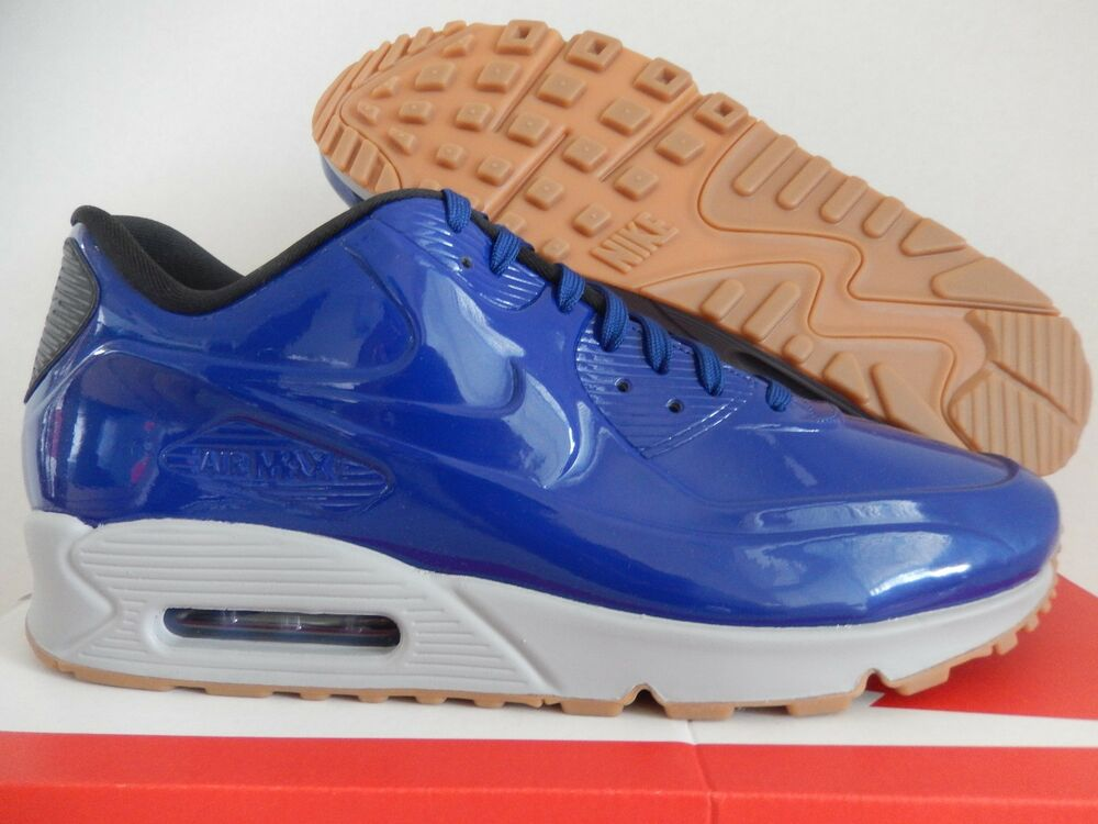 adf552d345 NIKE AIR MAX 90 VT QS DEEP ROYAL BLUE-WOLF GREY SZ 14 [831114-400]  886548937332 | eBay