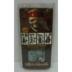 Imperial Self Stick Room Appliques Wall Decor Stickers Pirates of the Caribbean