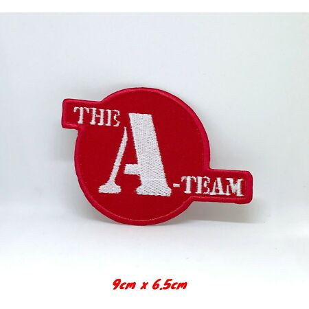 img-The A Team Special Forces Embroidered Iron Sew on Patch #281
