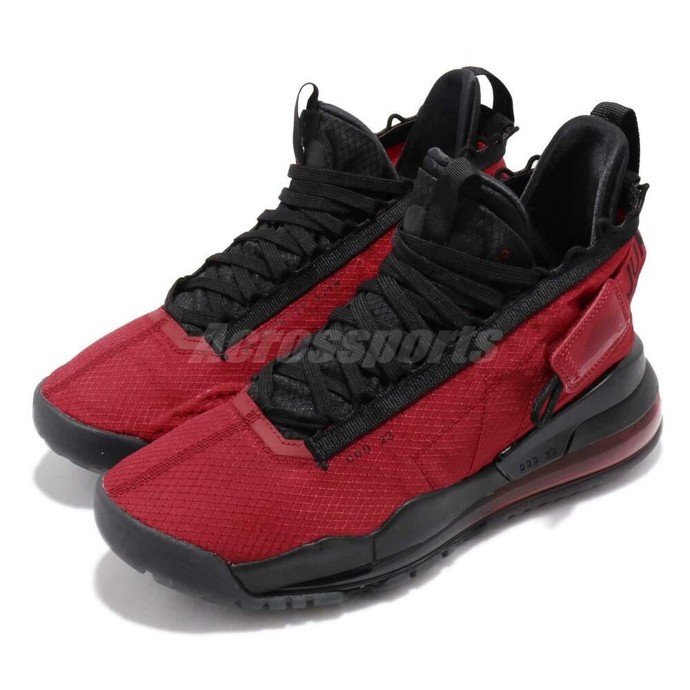 new arrival de677 8c6fe Details about Nike Jordan Proto-Max 720 Red Black Men Running Casual Shoes  Sneakers BQ6623-600