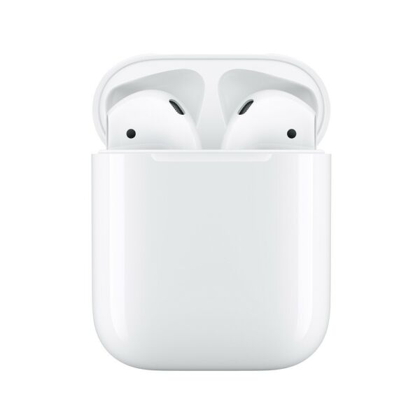 Apple AirPods 2 MV7N2 - Auricolari con Microfono, Bluetooth, Bianco #0957