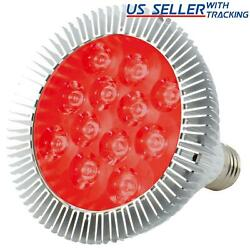 ABI LED Light Bulb for Red Light Therapy, 660nm Deep Red, 24W Class