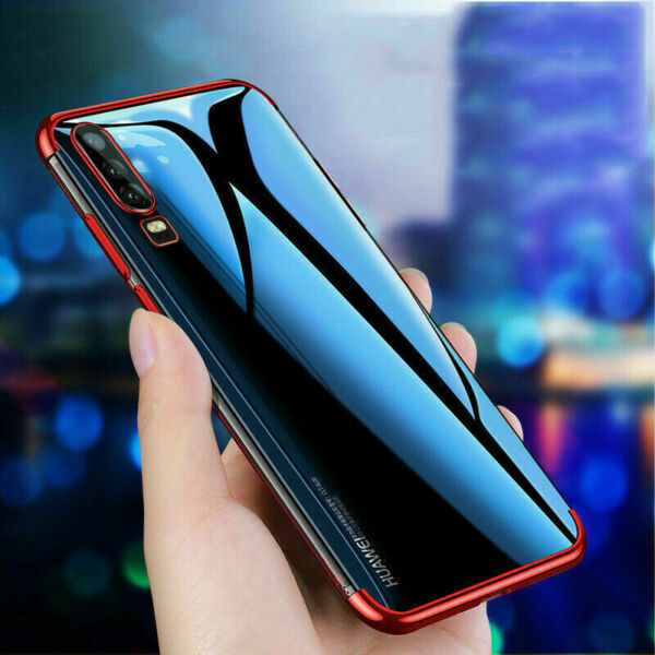 Case For Huawei P30 Pro Lite Y6 P Smart 2019 Hybrid Shockproof Protective Cover