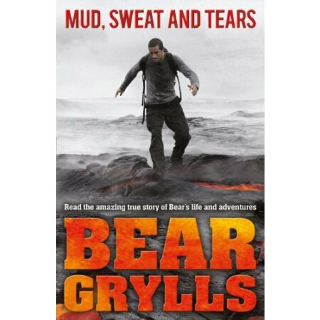 img-Mud, Sweat and Tears Junior Edition by Bear Grylls, NEW Book, FREE & FAST Delive