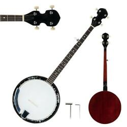 Kyпить 5 String Banjo w/ Closed Back 24 Brackets Head & Maple Neck на еВаy.соm