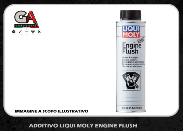 LIQUI MOLY Engine Flush detergente per interno motore 300 ml