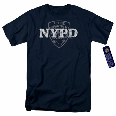 img-New York City NYPD Licensed Adult T-Shirt