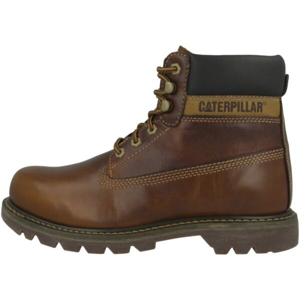 Caterpillar CAT Colorado 6'' Boots Herren Winter Schuhe Stiefel golden P720263