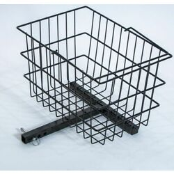 Kyпить Rear Basket Accessory for Pride Mobility Scooter Sturdy Center-Support на еВаy.соm