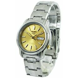 Kyпить Seiko Automatic Champagne Dial Stainless Steel Mens Watch SNKL81 на еВаy.соm