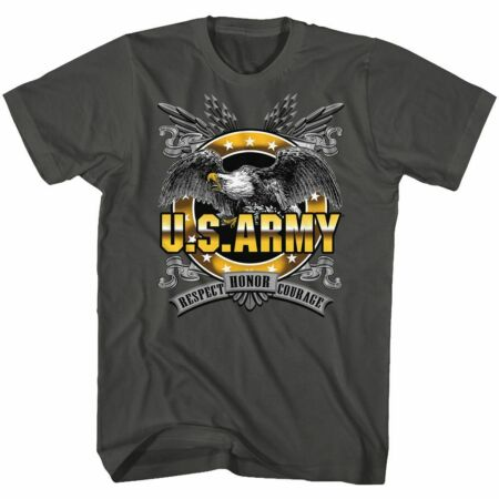 img-U.S. Army - Honor Respect Courage - American Classics - Adult T-Shirt