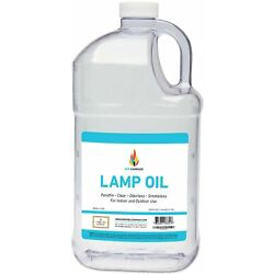 Kyпить Liquid Paraffin Lamp Oil - 1 Gallon - Smokeless, Odorless, Ultra Clean Burnin... на еВаy.соm