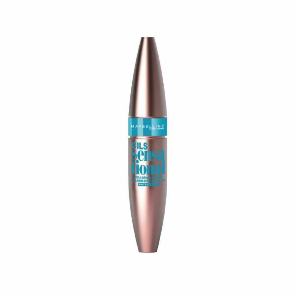 Maybelline New York - Mascara Volume Waterproof Cils Sensational - Noir - 9,5 ml