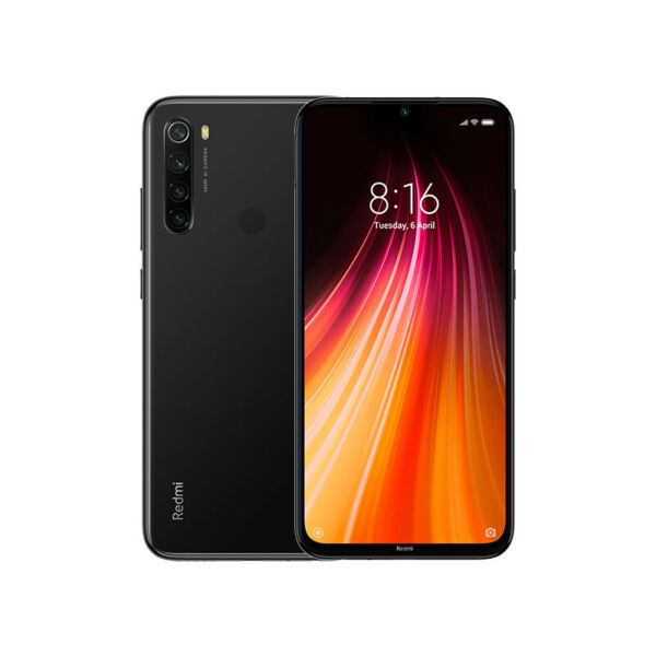 Xiaomi Redmi Note 8 3GB/32GB Dual Sim - Space Nero