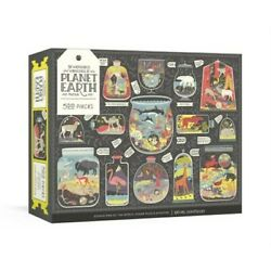 The Wondrous Workings of Planet Earth Puzzle: Ecosystems of the World 500-Piece