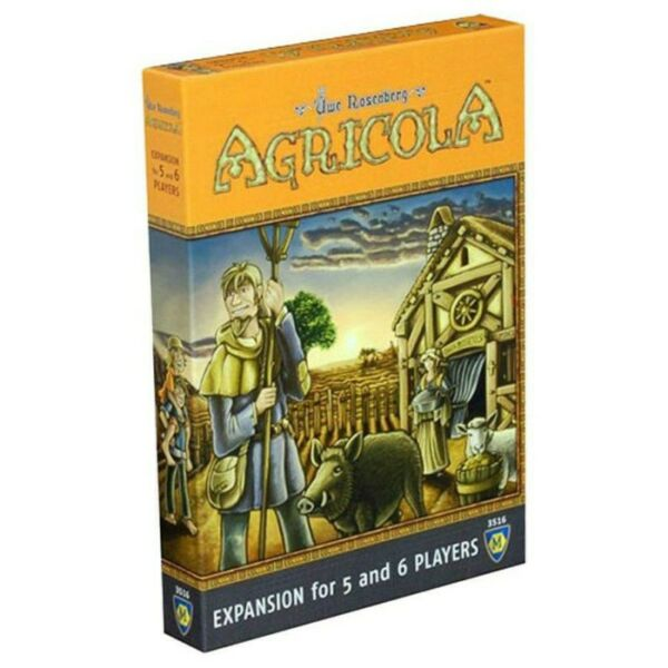 Agricola Board Game Expansion for 5-6players - Mayfair Games - New