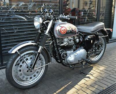 1963 BSA A10 ROCKET GOLD STAR 650cc * GENUINE * CORRECT NUMBERS