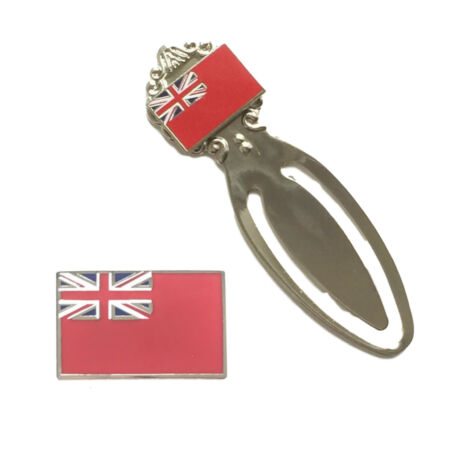 img-Navy Red Ensign Military Badge & Navy Red Ensign Military Bookmark-M083
