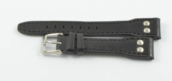 AllemagneVintage BOB Calf  Aviator Bracelet 18MM With Buckle Clasp 14MM 3 New