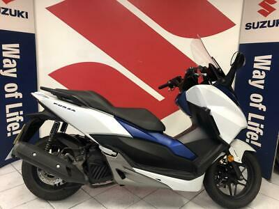 Honda NSS125 ABS Forza Scooter White 2017