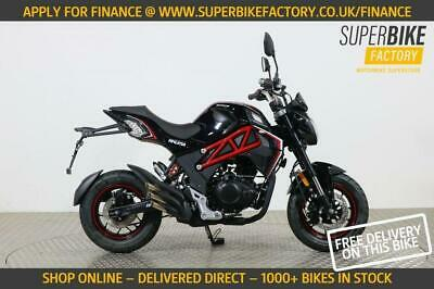 2020 SINNIS AKUMA 125 EFI - BUY ONLINE, CONTACTLESS DELIVERY, NEW MOTORBIKE