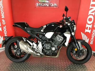 Honda CB1000R+ Plus 2020 Black