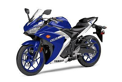 Yamaha YZF-R3 2019 ABS BLUE NEW 321cc A2 License Holders Free Tracker