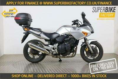 2006 55 HONDA CBF600 SA-5- ALL TYPES OF CREDIT