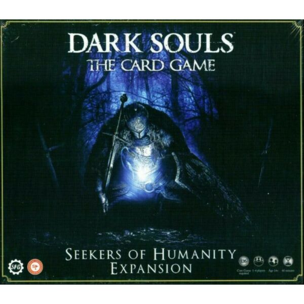 Dark Souls The Card Game: Seekers of Humanity Expansion - New