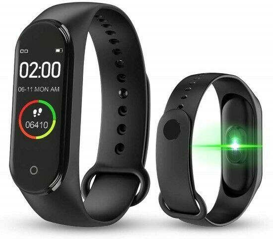 SMARTWATCH  MI 4 SMART BAND FITNESS TRACKER CARDIO SPORT