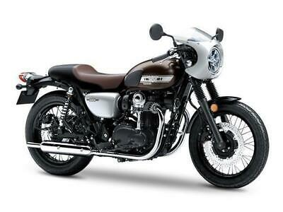 2020 Kawasaki W800 Cafe - Nationwide Delivery