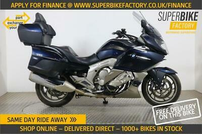 2012 12 BMW K1600GTL ALL TYPES OF CREDIT ACCEPTED