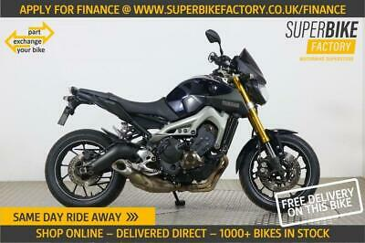 2015 15 YAMAHA MT-09 ALL TYPES OF CREDIT ACCEPTED