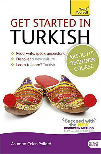 Royaume-UniGet  in Beginner's Turkish: Teach Yourself (teach yourself Language) by P