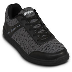 Kyпить KR Strikeforce Flyer Mesh Black/Steel WIDE WIDTH Mens Bowling Shoes на еВаy.соm